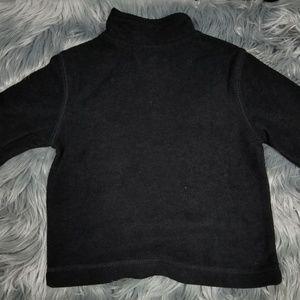 okie dokie Shirts & Tops - Size 2T 3T 5T Boys Fleece Quarter Zip Pullover